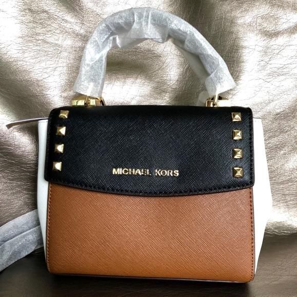 5b69401c3c80 MICHAEL Michael Kors Bags   Michael Kors Karla Mini Leather ...